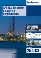 Brochure API 682 4th ed. Cat. 1 Configurations - 2NC-CS