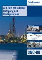 Brochure API 682 4th ed. Cat. 2/3 Configurations - 3NC-BB
