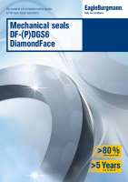 Leaflet Mechanical seals DF-(P)DGS6 DiamondFace